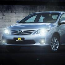 Kit Xenon Toyota Corolla Baixa Alta Milha - 6000k Completo