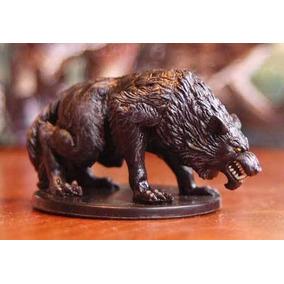 Miniaturas Batistão Dud#37 Dire Wolf ( Large)