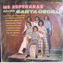Rock Mexicano, Grupo Santa Cecilia, Me Esperaras, Lp 12´,