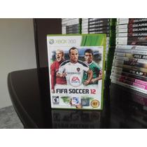Fifa 12 Xbox 360 Original Envio Imediato Frete R$ 8,,00