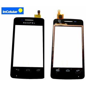 One Touch Screen Alcatel T Pop Ot 4010 4010a Envio Express!