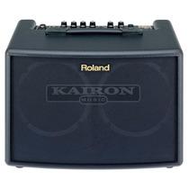 Amplificador Roland Ac60 Instrumentos Acusticos Y Voz 60w