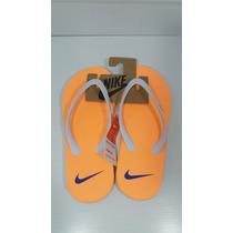 Chinelo Sandália Nike Aquaswift Thong Feminino Original