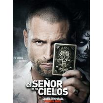 El Señor De Los Cielos Temporada 4 Cuatro Parte 1 Serie Dvd