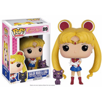 Sailor Moon Funko Pop Luna Serena Tuxedo Mars Venus Jupiter