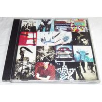 Cd U2 Achtung Baby Original 1991 Bono Rock Pop Oasis One Fly