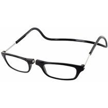 Óculos De Leitura Grau +1.50 Ímã Magnético Suporte Ajustável