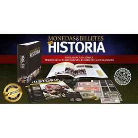 Coleccion Monedas & Billetes Con Historia-nacion-todos