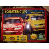 Scalextric Circuito Copa Iniciación 2003 Esc 1:32 Análogo