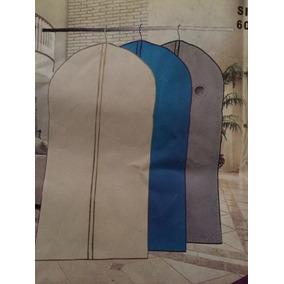 Porta Traje Flux Vestidos Protector Guarda Polvo
