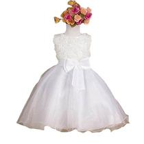 Vestido Infantil Festa, Florista Formatura Daminha Casamento