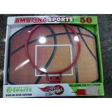 Tablero Aro Canasta Cesta De Basket Basket Ball Baloncesto