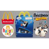 Pinguinos De Madagascar (mc. Donalds 2010)