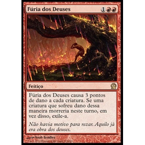 Fúria Dos Deuses / Anger Of The Gods - Theros