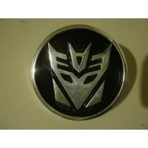Transformers Centro De Rin Metalico Decepticons