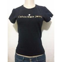 Kit C/5 Blusas Femininas -hollister - Calvin Klein-tommy