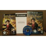 Harry Potter 2 Camara Secreta Gamecube Impecable Mercadopago