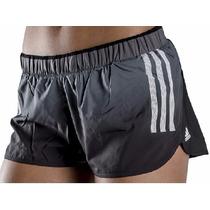 Short Adidas Running Adizero Mujer Talla L Negro Original