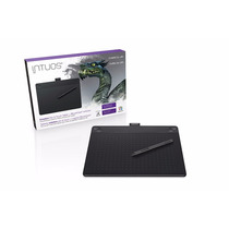 Tableta Digitalizadora Wacom Intuos 3d Multitouch Medium