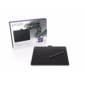 Tableta Digitalizadora Wacom Intuos 3d Multitouch Medium