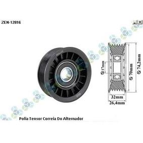 Polia Tensor Correia Do Alternador C3 1.6 16v 03/...