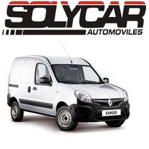 Renault Kangoo Entrega Inmediata!!! Solycar