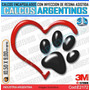 Calcomanias Resinadas 3d Yo Amo A Mi Mascota C/relieve