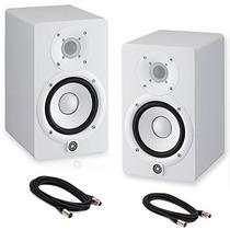 Monitores Yamaha Hs5 Desarrollado Estudio Blanc Envío Gratis