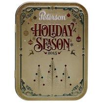 Tabaco De Pipa Peterson Holiday Season 2015 En Lata De100 Gr