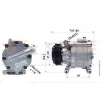 Compressor Fiat Palio Uno Punto Siena 1.3/1.4 Scsb06c Denso