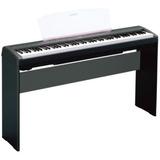 Estante Para Piano L85 Preto Yamaha