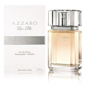 Perfume Azzaro Pour Elle Feminino Edp 75ml Original
