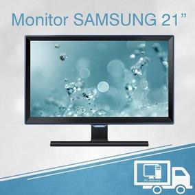 Monitor Led Samsung 21 Nuevo