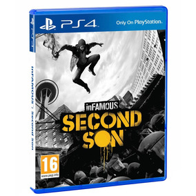 Infamous Second Son Ps4 Sony
