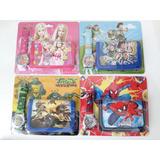 Relógios Barbie Toy Story Tartarugas Ninja Homem Aranha