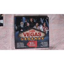 Cd Doble De Varios Cantantes/leyendas:las Vegas Legends