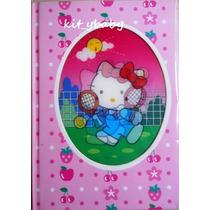 Agenda Telefónica, Hello Kitty, Lenticular, Fiesta Recuerdo
