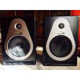 Monitores De Estudio + Mesa De Sonido Como Nuevo!!