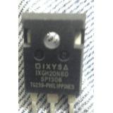 Transistor Igbt Reemplazo 20n60 Hgtg20n60 Driver Ecu Auto