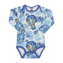 Body Tigor T. Tigre Baby Azul