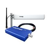 Rp-2160 Mini Repetidor 2100mhz 60db Para Sinal Celular 3g