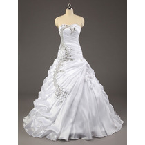Vestido De Noiva Princesa Pronta Entrega