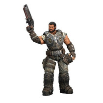 Gears Of War 3 Serie 2 Figura Dominic Santiago Acción