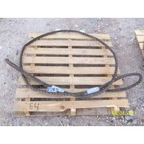Estrobo De Cable De Acero 4.4 Metros De 1 Pulgada