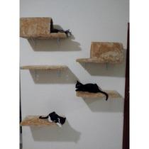 Prateleiras Para Gatos Por Unidade(não Temos Mercado Envio)