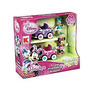 Disney Junior Casa De Mickey Mouse Minnie Mouse Bow-tique A