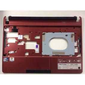 Caraca Superior Touch Acer Aspire Onde D257 Vermelha