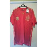Camiseta España 2012 - Con Estrella Campeon Del Mundo