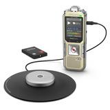 Grabador Voz Digital Philips Dvt8010/00 Audio Recorder 1.77