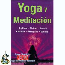 Libro De Yoga Y Meditación Para Todos